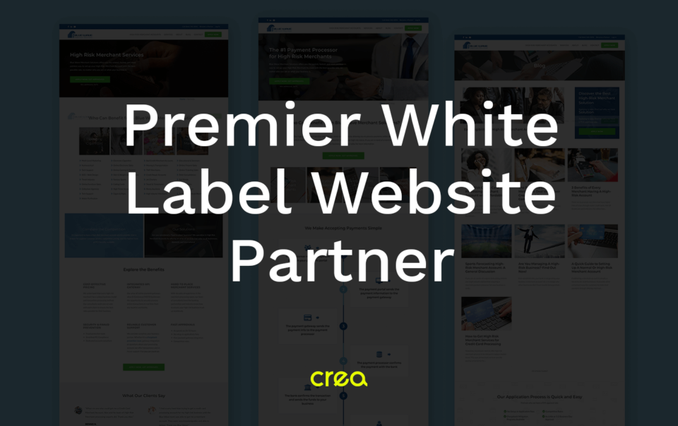 White Label Web Design Partner
