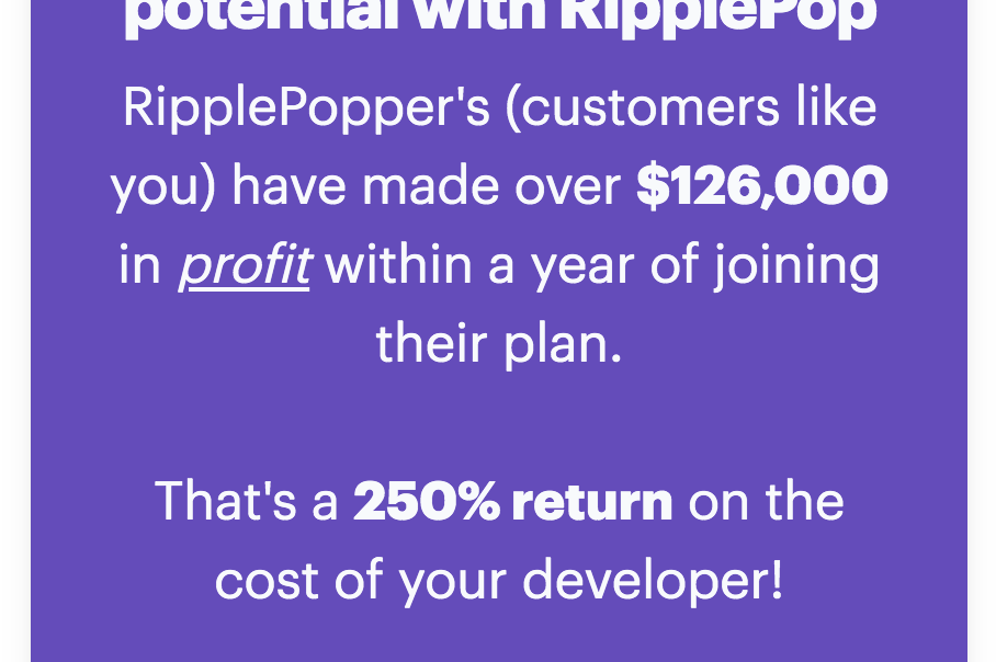 RipplePop Review